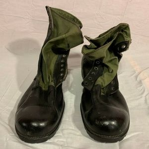 Other - NEW OLD STOCK NOV 1968 GREEN VIETNAM BOOTS 03362